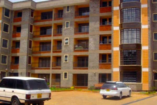 Kileleshwa Executive Apartments